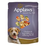 POUCH CHICKEN VEGGIE WITH GINSENG BROTH (DOGS) 150g MPM09001
