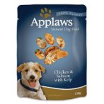 POUCH CHICKEN WITH SALMON & KELP (DOGS) 150g MPM09003