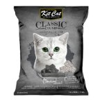CAT LITTER 10L/7kg - CHARCOAL KC008