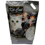 CRYSTAL CAT LITTER CHARCOAL- 5 liter KC108