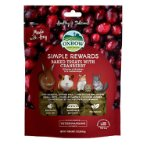 BAKED TREATS WITH CRANBERRY 60g O484