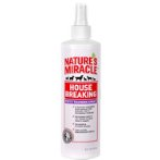 NATURES MIRACLE HOUSEBREAKING PUPPY TRAINING SPRAY 8oz E20414