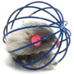 WIREBALL WITH PLUSH MOUSE BT0425021