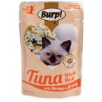 POUCH TUNA WITH SHRIMP IN GRAVY 85g PPN037