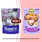 POUCH TUNA WITH VEGETABLES IN GRAVY 85g PPN051