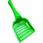 CAT LITTER SCOOP (GREEN) JRS08268