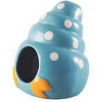 SMALL ANIMAL HOME - SNAIL (BLUE) BW/MH502
