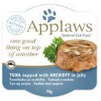 POT LAYER TUNA WITH ANCHOVY (CATS) 70g MPM07100