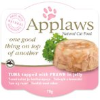 POT LAYER TUNA WITH PRAWN (CATS) 70g MPM07101
