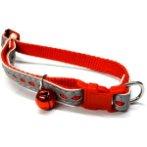 COLLAR - DOT (RED) BWDCDOTRD