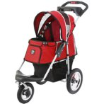 TURBO PET JOGGER (RED) BW/IBIFS801R