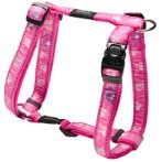 DRESS ARMED RESPONSE HARNESS - PINK PAW (EXTRA LARGE) RG0SJ02CA