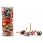 CHECKERED MOUSE CATNIP (ASSORTED) BT0419969