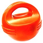 RUBBER TOY - FLOATING BALL (RED) YT131006