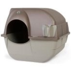 ROLL AND CLEAN SELF-CLEANING LITTER BOX OMP0RA20
