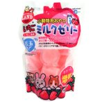 STRAWBERRY MILK JELLY FOR SMALL ANIMAL 16gx14pcs MR684