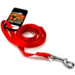NYLON LEASH (RED) (SMALL) BWNLN10RDS