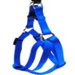 NYLON HARNESS (BLUE) (LARGE) BWNHN20EPBUL