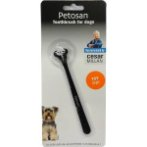TWIN HEAD TOOTHBRUSH(MANUAL)(TOY DOGS) PET017063