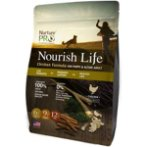 NOURISH LIFE CHICKEN FORMULA FOR PUPPY & ADULTS- 12.5lbs N232