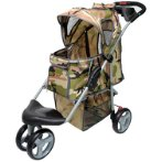 CAMOUFLAGE PET JOGGER (GREEN) BWIBIFS701C