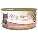 TIN SENIOR TUNA WITH SALMON (CATS) 70g MPM01030