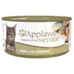 TIN SENIOR TUNA WITH SARDINES (CATS) 70g MPM01031