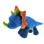 TRICERATOPS STUFFINGLESS WITH GRUNTER (ASSORTED) IDS0WB16015