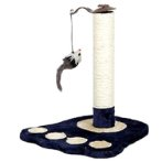CAT TREE WITH PAW SHAPE BASE & TOY YS2235