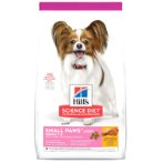 CANINE ADULT LIGHT SMALL PAWS 1.5kg 10330HG