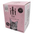 KITI AIR DRIED MEAT - CHICKEN & SALMON 1kg AE01004