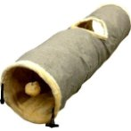 CAT TUBE LINEN (GREY/BEIGE) UP0UP5301TO