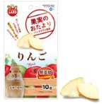 FREEZED-DRIED APPLE FOR SMALL ANIMALS 10g ML83