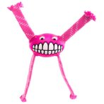 FLOSSY GRINZ ORALCARE TOY (PINK) (SMALL) RG0FGR01K