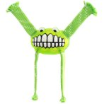 FLOSSY GRINZ ORALCARE TOY (LIME) (LARGE) RG0FGR05L