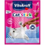 STICK MINI PLAICE WITH OMEGA 3 FOR CATS 3pcs VK31586