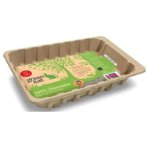 DISPOSABLE PAPER CAT TRAY & LITTER 3L GKATTRAY