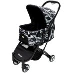 SPEEDY FOLD PET BUGGY (BLACK) BWIBIFS1670B