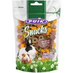SNACKS CRUNCHY RED BEET & CARROT MIX 130g 48-00356