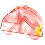 HAMSTER CAGES - BEATLE (PINK) JNP1062PK