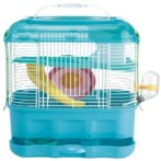 HAMSTER CAGES -3 DECK (BLUE) JNP736BU