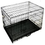 DOUBLE DOOR CAGES (78x49x56cm) XCP0DWC1001