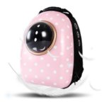 ASTRONAUT CAPSULE PET BACKPACK - PINK SB-PINK