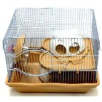 HAMSTER CAGE (BROWN) BWBEA43BN