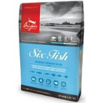 SIX FISH FOR CATS 5.4kg 11-2017-3C-07