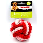 DIP DYE ROPE BALL (ASSORTED) IDS0WB17140