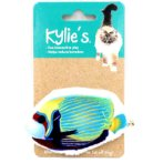 (KYLIES) TROPICAL YELLOW CRINKLE FLATTY IDS0WB14701