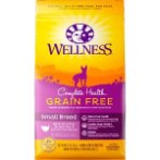 GRAIN FREE SMALL BREED FOR DOGS 4lbs WN-GFSB4