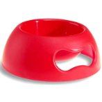 PAPPY BOWL (RED) (18cm) (350ml) UP0GI0101RS17