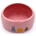 SMALL ANIMAL FOODBOWL (PINK) (LARGE) BWMB03PK